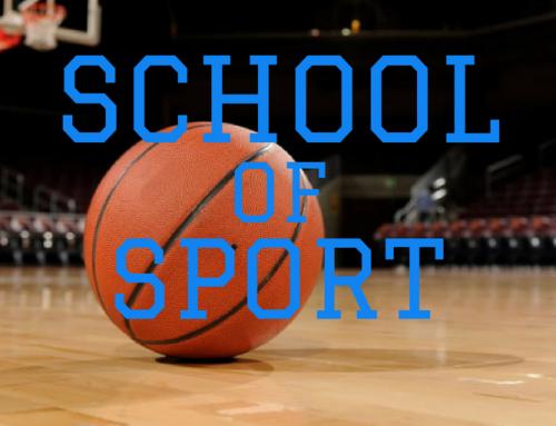SCHOOL OF SPORT 2017