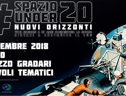 #SpazioUnder20 #Nuoviorizzonti. Al via la seconda edizione.